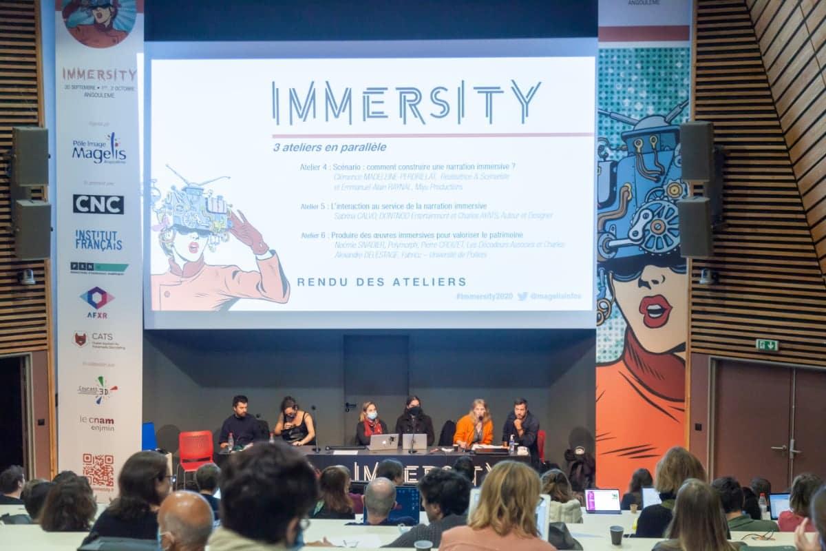 Immersity 2020 © Magelis - Philippe Metifet
